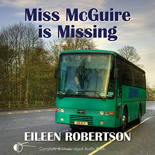 Miss McGuire is Missing audiobook cover art
