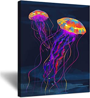 Best abstract jellyfish painting Reviews