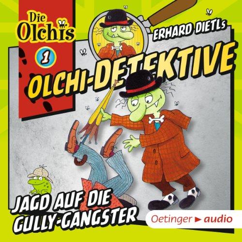Jagd auf die Gully-Gangster Titelbild