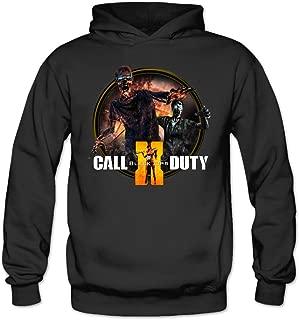Womens Black Ops II Dock Icon Zombie Style Hooded Hoodies Funny Sweatshirts