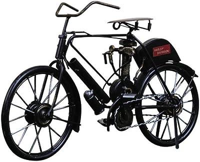 HZY Bici Vieja artesanales de Metal Viejo Modelo de Bicicletas ...