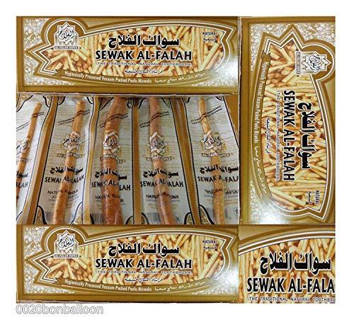 6 Al Falah Siwak Meswak Miswak Miswak Arak Peelu Al-Falah Chewing...