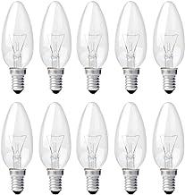 Gloeilamp 10 stuks 25 watt kaarsen lamp E14 kaars lamp helder