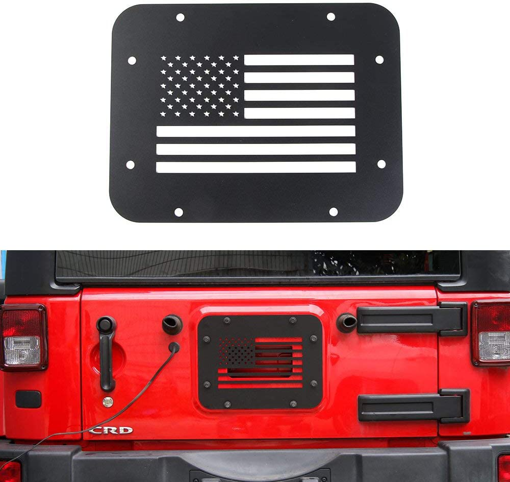Sukemichi Tailgate Vent Cover Plate Delete Spare for New products world's highest quality popular Tire New sales