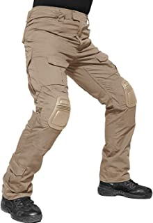waterproof work trousers with knee pads