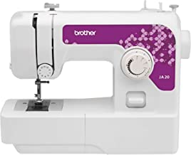 Brother JA20 Electric Sewing Machine (White)