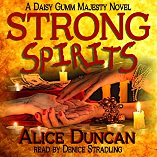 Strong Spirits audiobook cover art