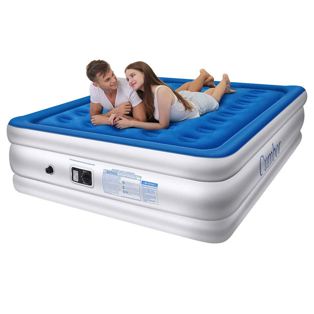 Cumbor Inflatable Technology 18inch Elevated Guarantee