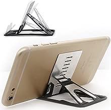 iPhone Kickstand, iPad Kickstand, iMangoo Multi-Angle Holder Tablet Dock Adjustable Foldable Cradle Portable Mini Desk Stand Fold-up Smartphone Stands Holders for Apple iPhone, iPad, Samsung, OnePlus