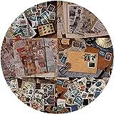 Juego de 280 pegatinas vintage de película, sellos para scrapbooking, pegatinas para manualidades,...