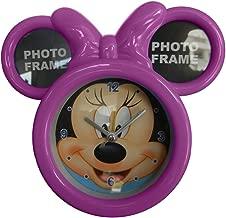 MIckie Mouse Alarm Clock (Pink)