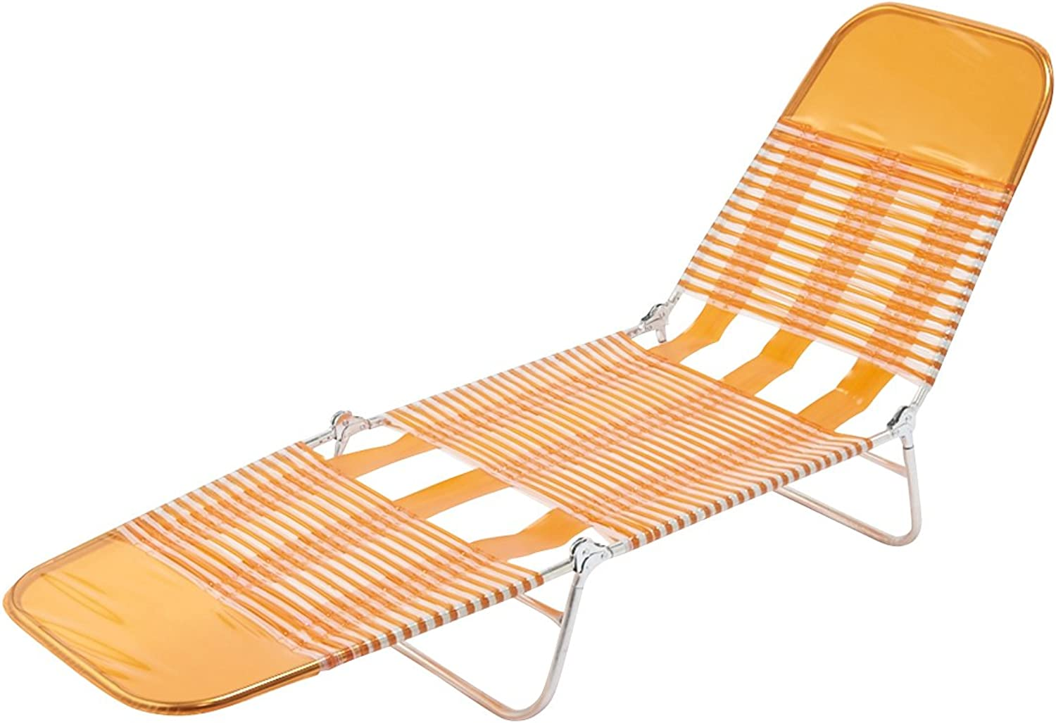 Captain Stagg (CAPTAIN STAG) Summer Bed Clear orange M3453