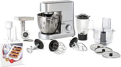 Moulinex Masterchef Grande is a versatile kitchen machine, 1500 Watts - QA813D27