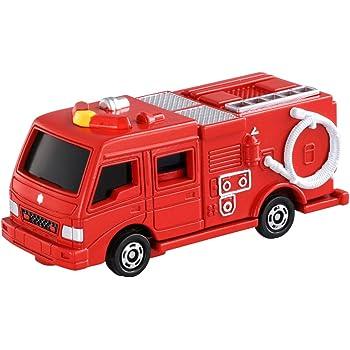 トミカ 光るよ!鳴るよ! ライト&サウンドトミカ ポンプ消防車