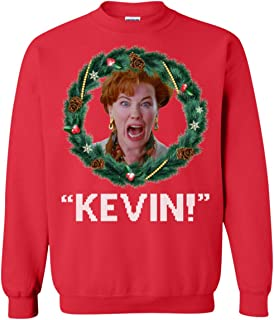 Best kevin home alone christmas sweater Reviews