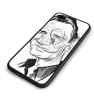 Liam Neeson Phone Case for iPhone 7/8 Plus Non-Slip Phone Case