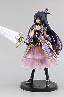 Kotee KNMBMG Datum A Live: 17.5cm Yatogami Tohka Princess Action Figur, Anime Pretty Girl Handgjord PVC-modell Utrustad me...