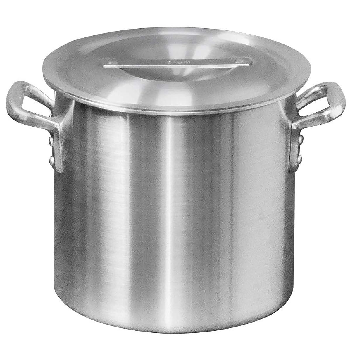 カラスチャペル肥満業務用アルミ寸胴鍋 プレミア 54cm
