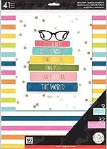 me & my BIG ideas The Happy Planner Classroom Wall Art Teacher Change The World (PWA-01)