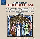 Le due duchesse, Act II: Amici, il bosco e il monte