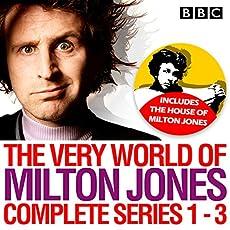 The Very World Of Milton Jones - Complete Series 1-3