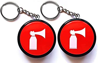 MOPAL 2 Pack, Hype Airhorn Office Toy, Batteries Included