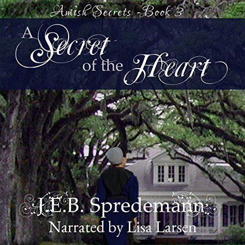 A Secret of the Heart  audiobook cover art