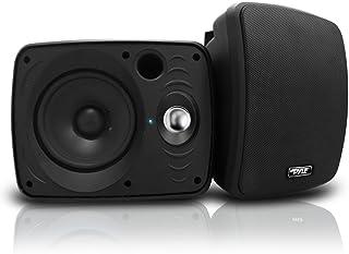 """Pyle Waterproof and Bluetooth Indoor/Outdoor Speaker System 6.5"""" 800 Watt PDWR64BTB"""