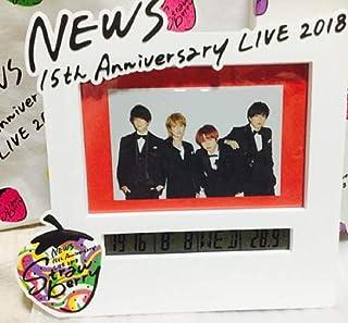 NEWS 【15th Anniversary Clock】15周年 時計 Anniversary LIVE 2018 Strawberry 公式グッズ