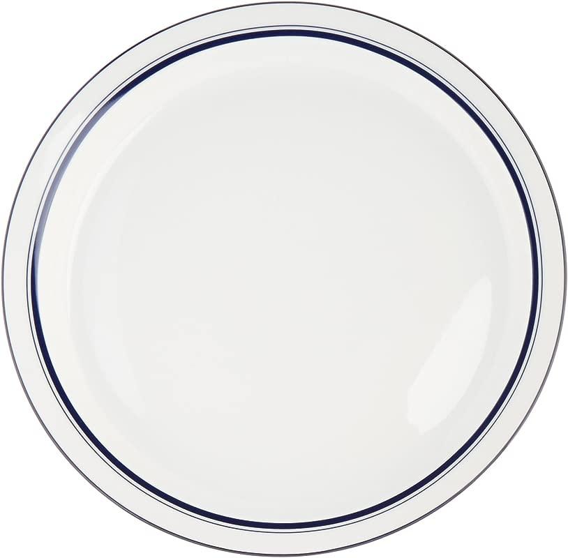 Bistro Christianshavn Blue 10 25 Dinner Plate Set Of 4 By Dansk