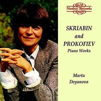 Scriabin & Prokofiev: Piano Works