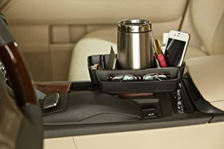 Rubbermaid 3315-20 Automotive Cup Holder Car Storage Organizer Caddy, Deluxe