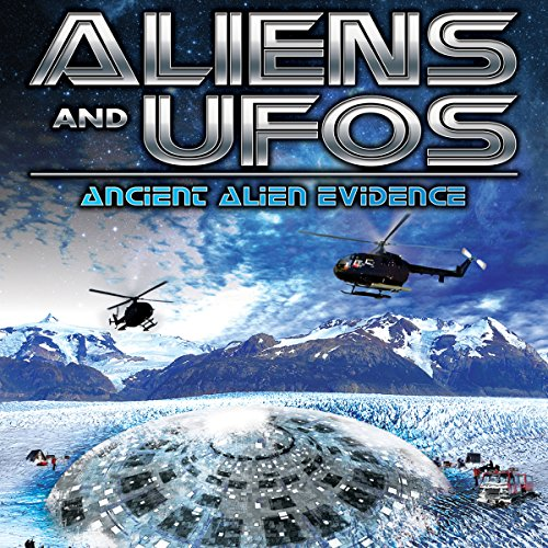 Aliens and UFO's audiobook cover art