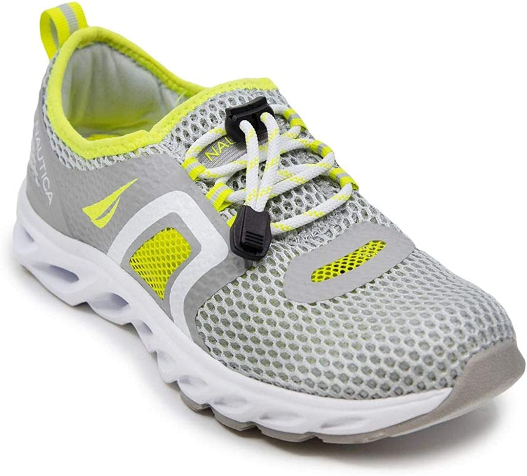 Nautica Womens Water Shoes Jogging Quick Dry Pool Sports Sneaker -Aslin