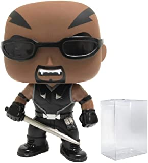 Marvel: Blade the Vampire Hunter (PX Previews Exclusive) Funko Pop! Vinyl Figure (Includes Compatible Pop Box Protector Case)