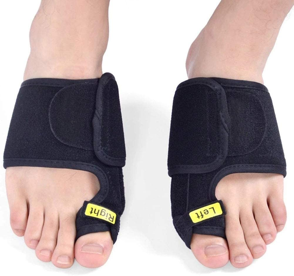 LLDY Bunion Corrector Ranking TOP17 Bi 70% OFF Outlet Relief Sleeves