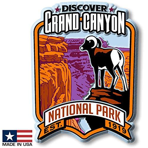 test Magnete des Grand Canyon Nationalparks Deutschland