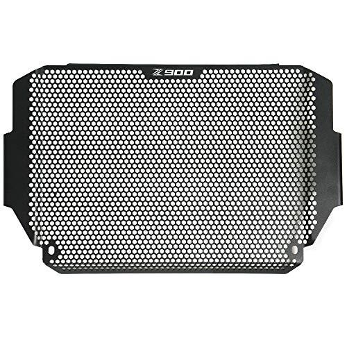 Parrilla de la parrilla del radiador de la motocicleta Parrilla protectora de la cubierta protectora para Kawasaki Z900 2017 2018 2019 2020
