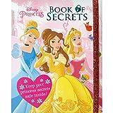 Disney Princess Book of Secrets: Keep Your Princess Secrets Safe Inside!
