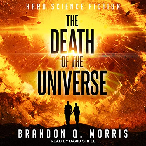 The Death of the Universe cover art