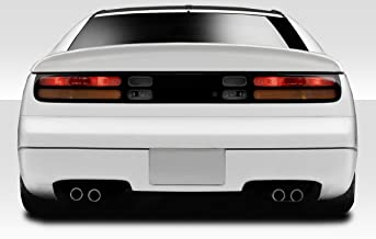 Extreme Dimensions Duraflex Replacement for 1990-1996 Nissan 300ZX Z32 Competition Rear Wing Spoiler - 1 Piece