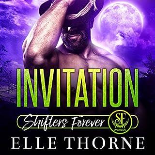 Invitation audiobook cover art