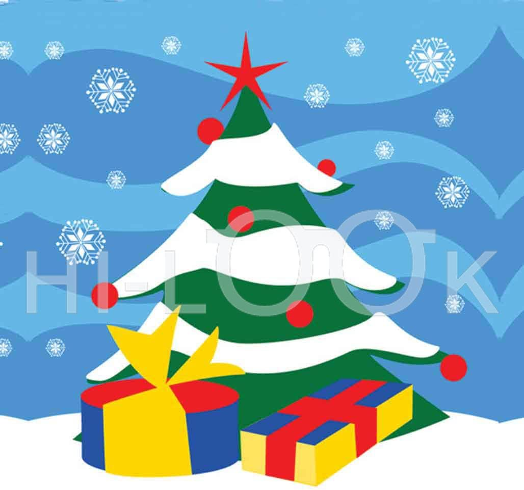 Bargain Hi-Look Microfiber Cleaning New color Cloth Christmas - Tree