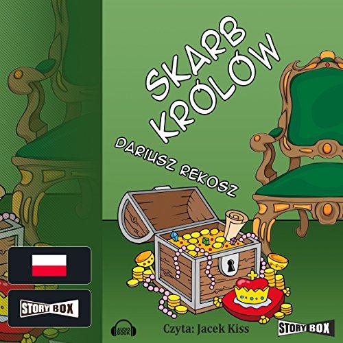 Skarb królów audiobook cover art