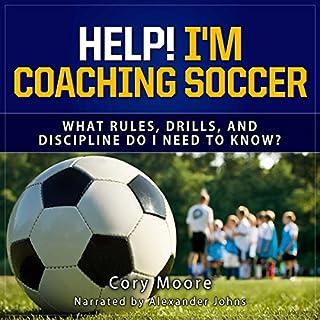 Help! I'm Coaching Soccer audiobook cover art