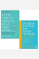 Every Parent Should Read This Book By Ben Brooks & The Book You Wish Your Parents Had Read By Philippa Perry 2 Books Collection Set Paperback