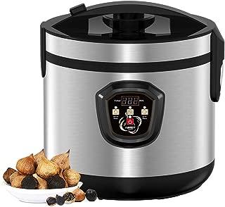 NPET GF10 Black Garlic Fermenter Automatic Fermenter, Black Garlic Maker, Smart Garlic Fermentation Machine, Intelligent Control Garlics Box Roaster, Health Food Maker, Home/Kitchen Utensil, 5L