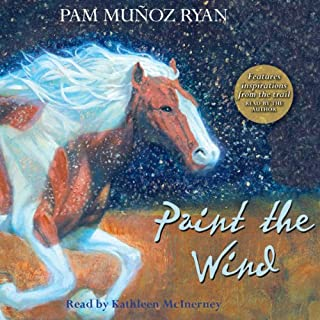 Paint the Wind audiobook cover art