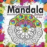 Coloriage Mandala Enfant 6 ans: 35 Mandalas pour enfants ; Livre de coloriage mandala pour enfant ; Cahier de coloriage enfant 6 ans avec mandala ... anti-stress enfant (Coloriage magique enfant)