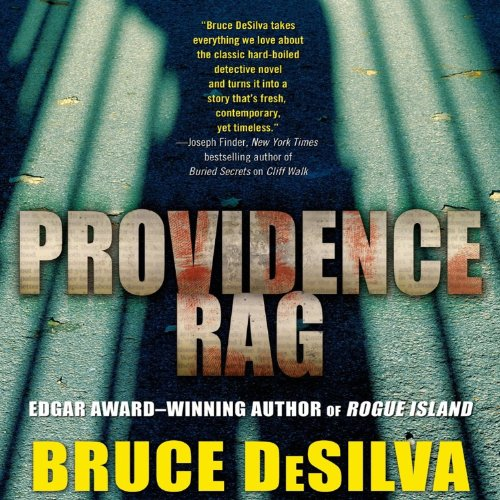 Providence Rag audiobook cover art